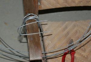 Straw staples