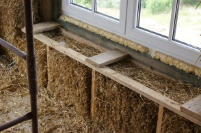 Window sill frame