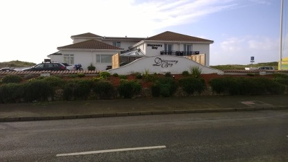 The closest nightclub available to spud pickers, now self catering apartments and attached restaurant